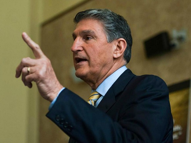 Manchin: 'I Haven't Seen Any More Facts Come Forward' on Kavanaugh