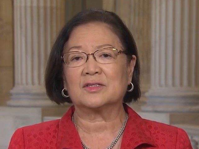 Mazie Hirono on Trump, Ukraine: 'There Is Evidence' for Impeachment