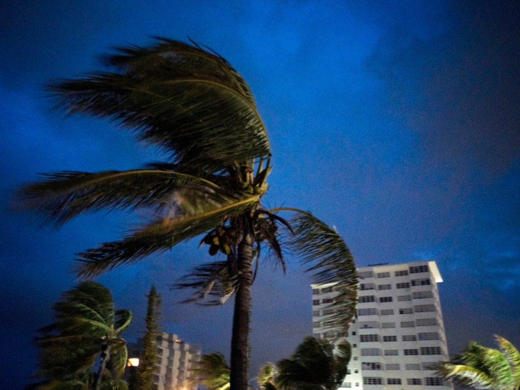 Hurricane Dorian: Bahamas Smashed by 'Life-Threatening' Storm as U.S. State Evacuations Begin