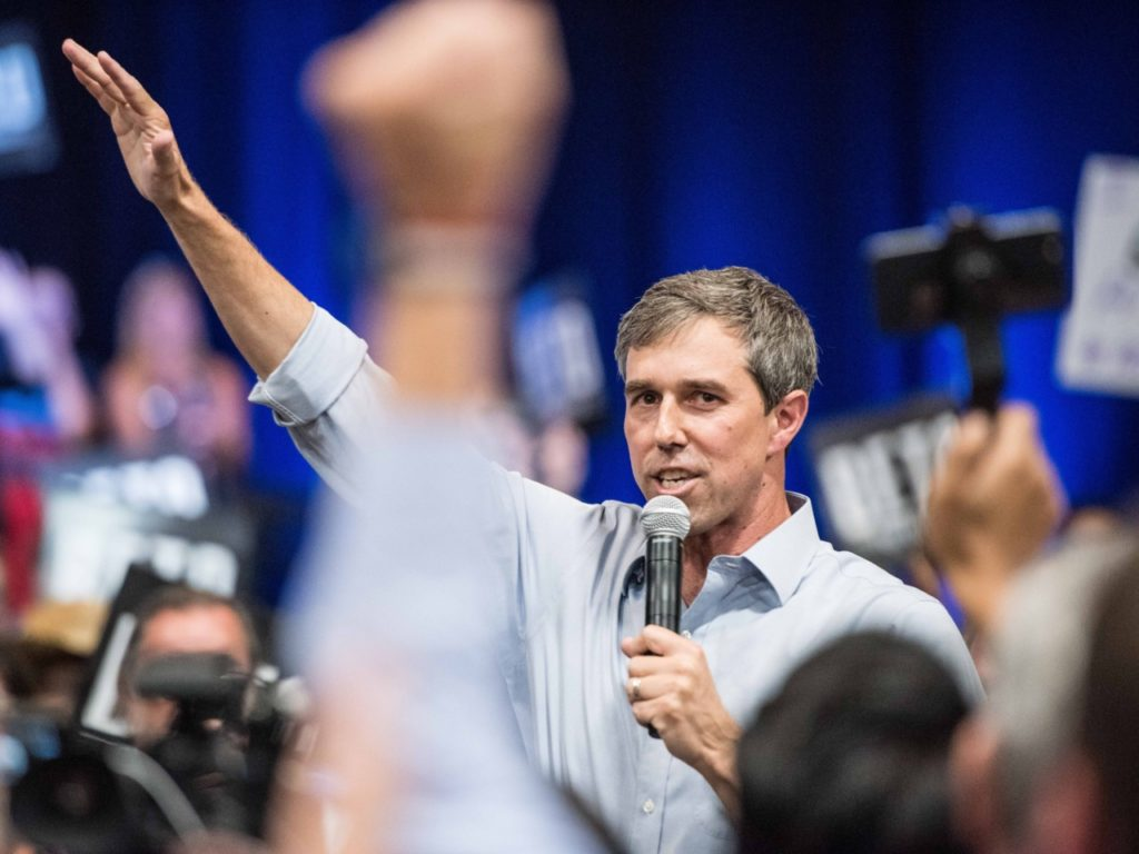 Beto O'Rourke: Credit Cards Enable Mass Shootings