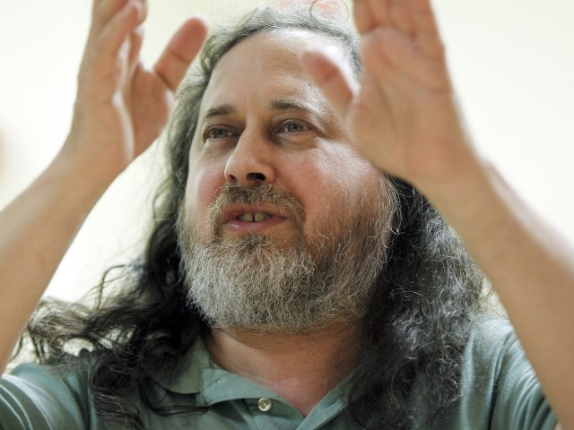 Software Activist Richard Stallman Resigns from MIT over Defense of Jeffrey Epstein