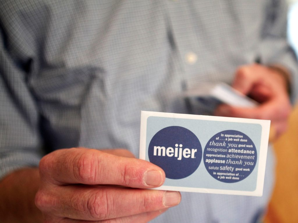 Meijer Joins Walmart, Kroger, Walgreens in Banning Open Carry