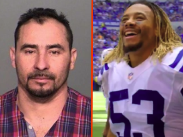 Deported Guatemalan Man Who Killed NFL Player Faces 20 Years in Prison