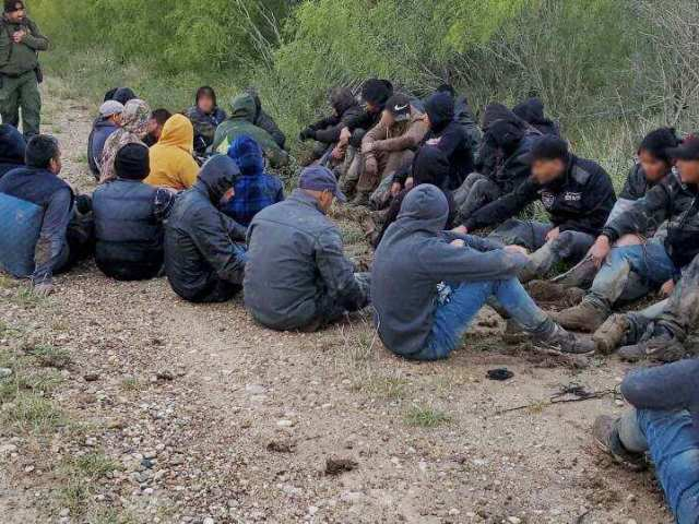 Group of 51 Migrants Tried to Sneak Past Border Patrol in Texas