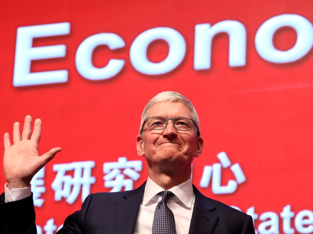 Apple CEO Tim Cook Named Chairman at Top Chinese Business School