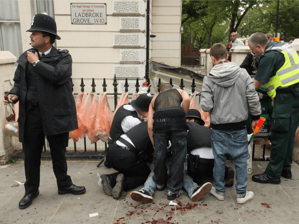 16 of 25 Knife Crime Hot Spots are in London: BBC