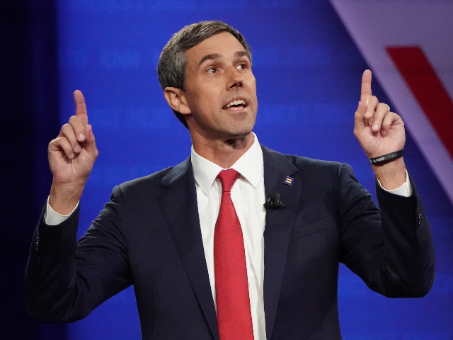Politico: Beto O'Rourke Seeking 'Eminent Domain for Guns'