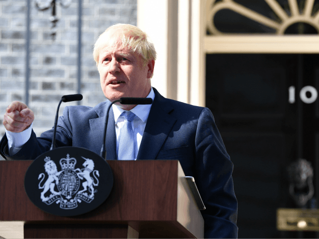 Boris to Take Legal Action Against 'Surrender Act', Allow No Deal: Report