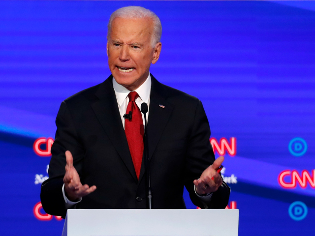 Official Records Undercut Joe Biden's Claim of Rallying Support for CFPB