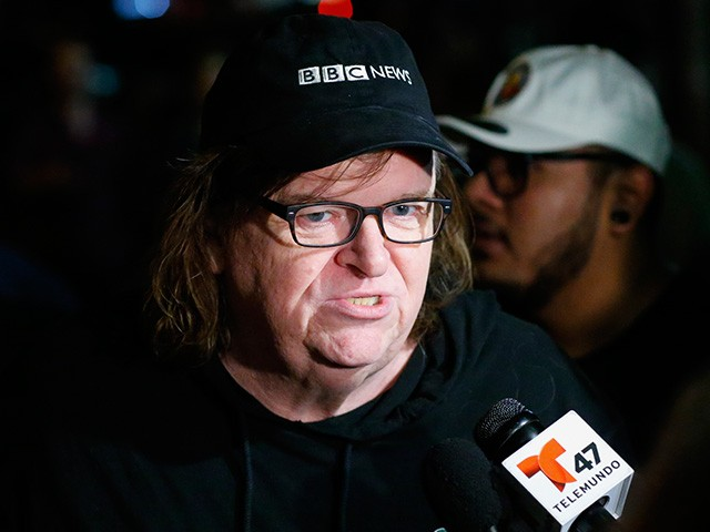 Michael Moore Pushes Gun Control: America's Founders Couldn't Foresee 100-Round 'Magazine Clips'