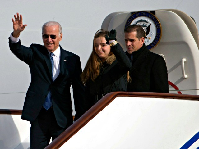 Hunter Biden's Chinese Firm Invested in Company Blacklisted by U.S.