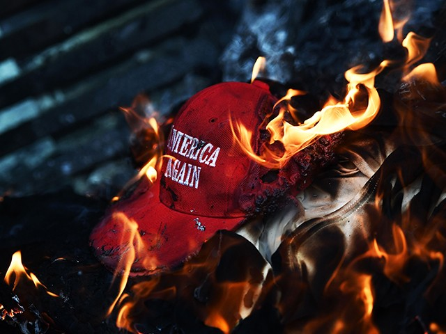 30% of Leftist College Students Want to Ban MAGA Hats on Campus