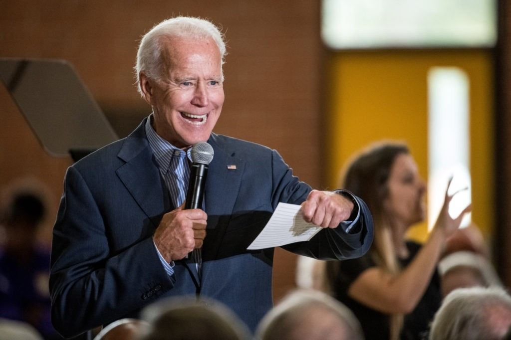 Joe Biden Falsely Claims He 'Got Started Out' at a Historically Black University