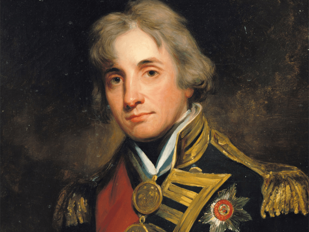 Lane: On Trafalgar Day a Reminder for Britain to Go Big or Go Home