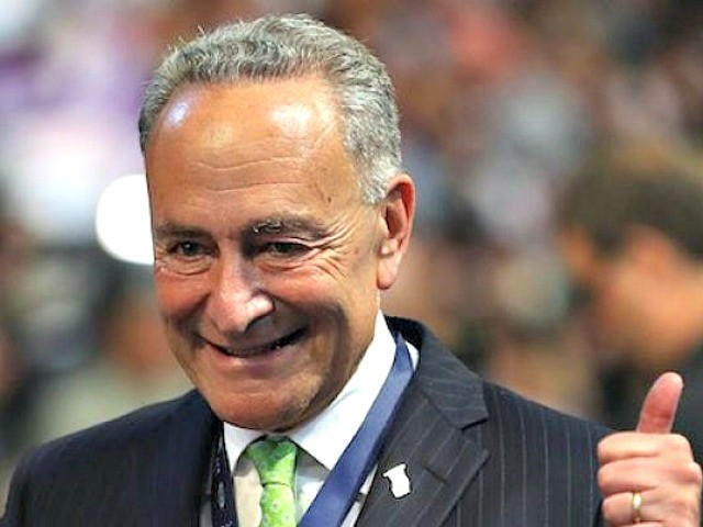 Schumer: We'll Force Votes on Health Care, Taxes, and Climate