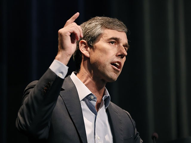 Beto O'Rourke Suggests Mass Shooters Will Hand over Their AR-15s