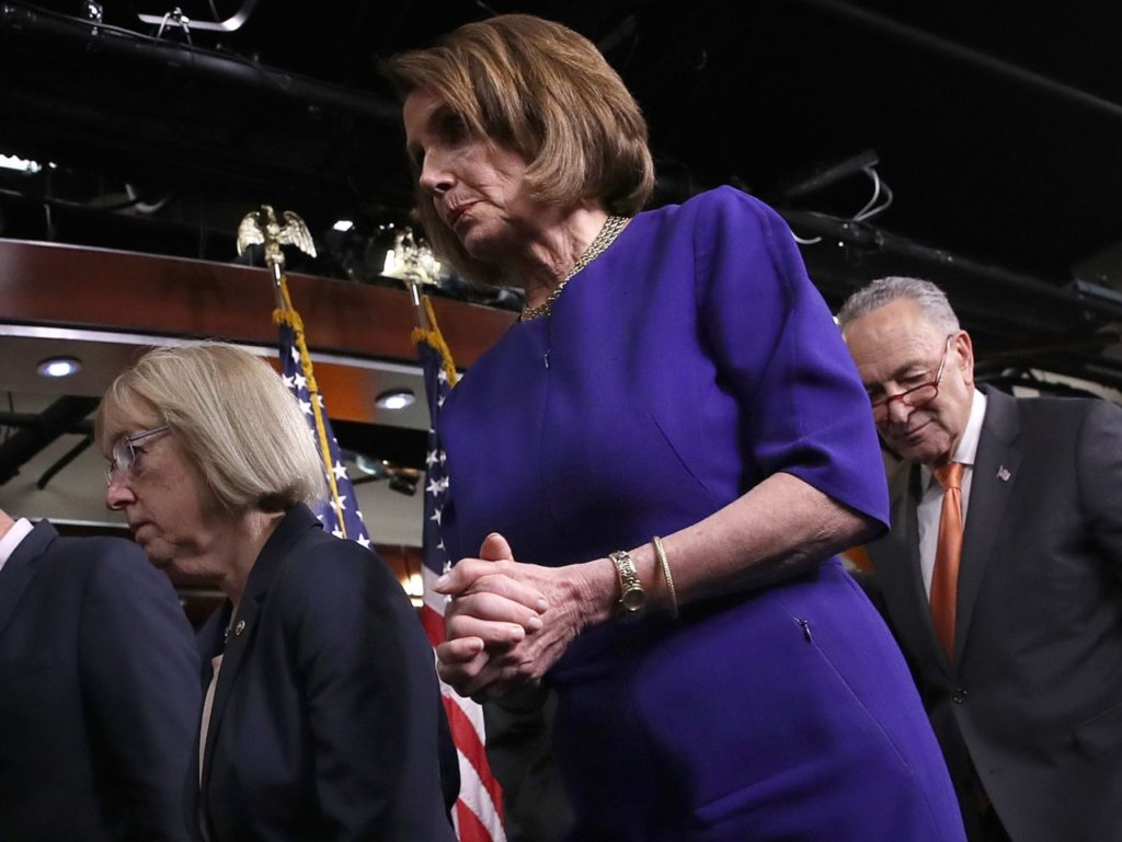 Blue State Blues: Nancy Pelosi's Faithless Impeachment