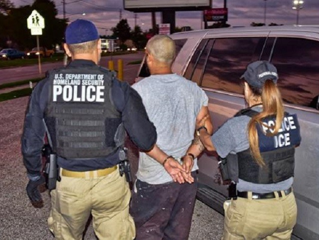Four-Time Deportee Arrested After Allegedly Threatening to Shoot ICE Officers