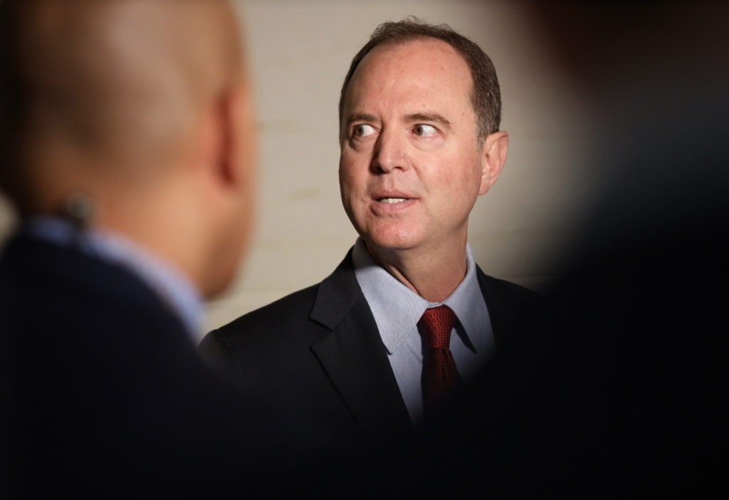 Adam Schiff: 'There Doesn't Need to Be a Quid Pro Quo' for Impeachment