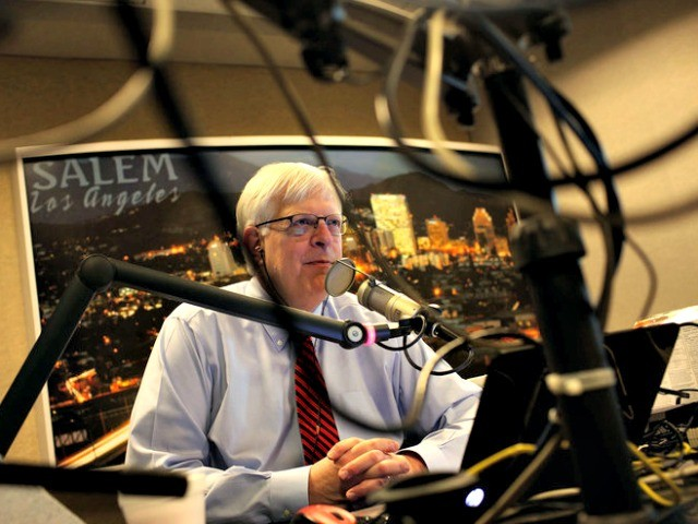 Dennis Prager: 'No Safe Spaces' Film Is 'Wake-Up Call to the Greatest Crisis in American History Since Slavery'
