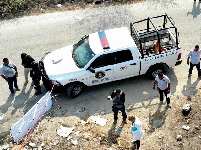 Cartel Clash Leaves Nine Dead in Southwest Mexico