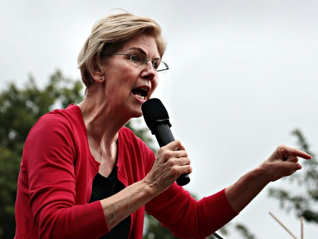 Elizabeth Warren Sticks to Story About Being Fired for Pregnancy