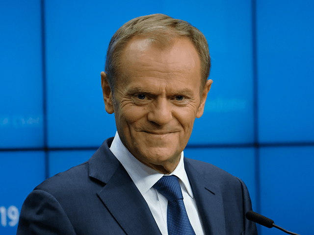 Tusk Tells European Leaders to Agree Brexit Extension to Stop No Deal