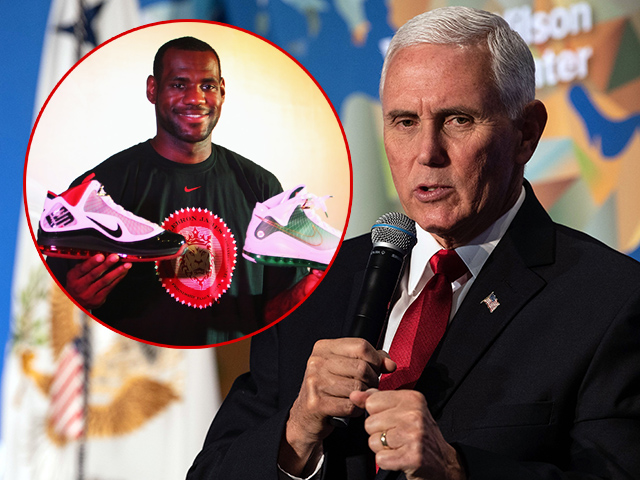 Mike Pence Rips Nike and the NBA for Exporting Communist Censorship