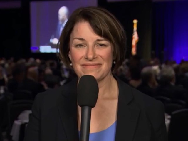 Klobuchar: Israelis Have to Be Wondering, 'Is America Really Our Ally?'