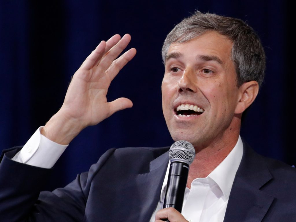 Beto O'Rourke Cheers Dick's Decision to Destroy $5 Million Worth of Rifles
