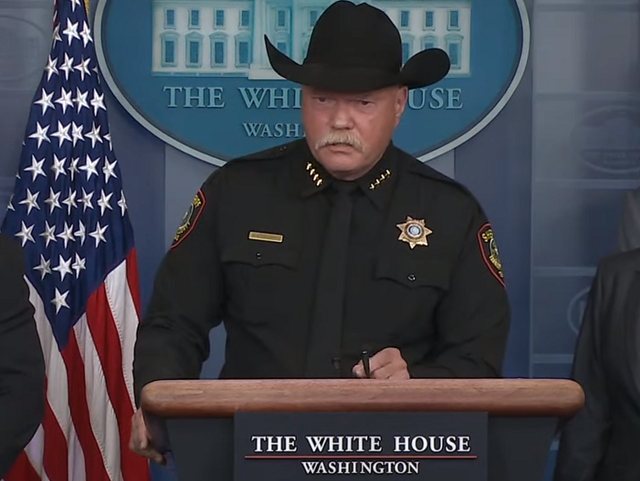 Texas Sheriff Under Fire After News Outlet Mistake on Illegal Immigration Comments