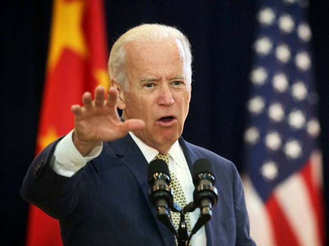 Flip-Flop: Joe Biden Claims 'China Is Not Our Problem'