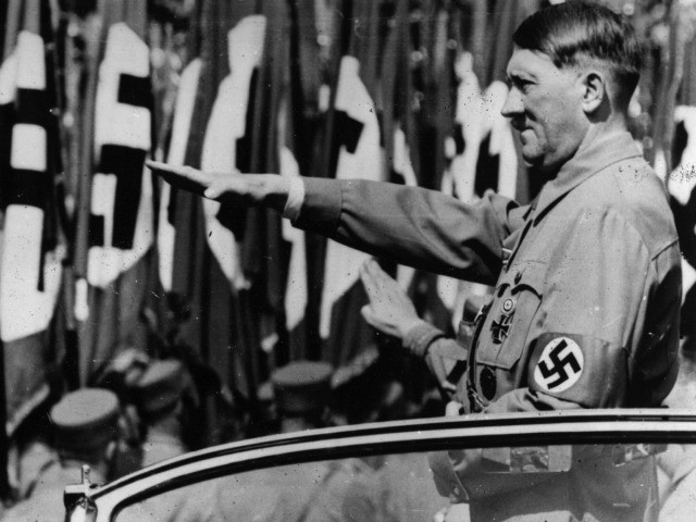 Dean Reuter: Research Reveals Post-WWII Nazi Plans for a Fourth Reich