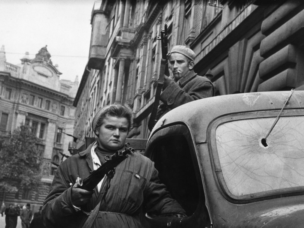 1956 Hungarian Revolution: Why Central Europe Seems to Care More About Freedom Than the West