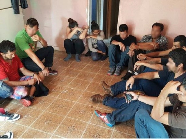 Stash House Busted After Human Smuggling Arrest at Texas Checkpoint