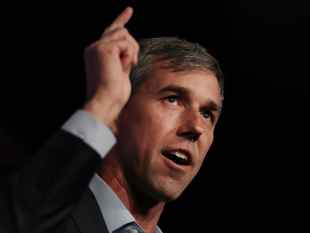 Beto O'Rourke Scolds Woman for Calling Amnesty 'Slap in the Face' to Legal Immigrants