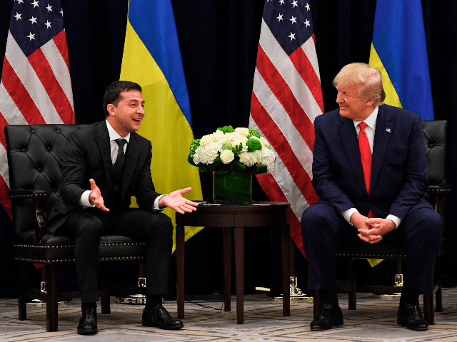 NYT Confirms Ukraine Didn't Know U.S. Froze Aid at Time of July 25 Call: 'Can't Have Quid Pro Quo With No Quo'