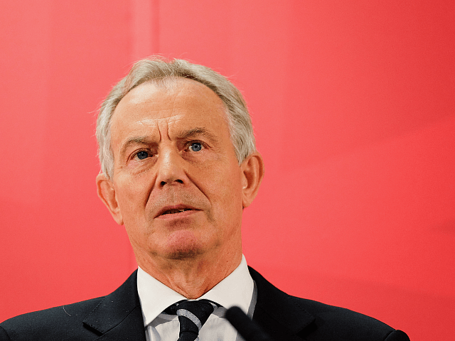 Tony Blair: Chances of Labour Government 'Negligible'