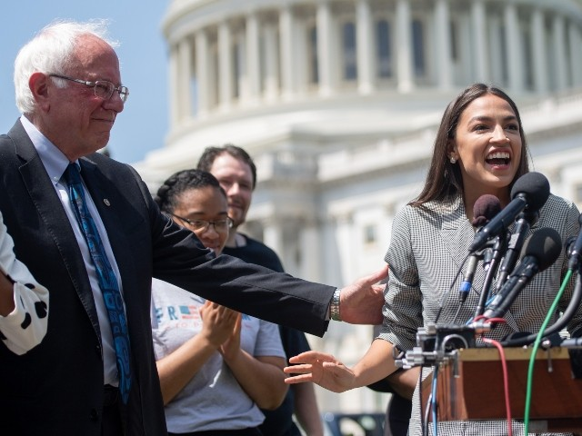 Watch: Bernie Sanders, AOC Introduce Green New Affordable Housing Deal