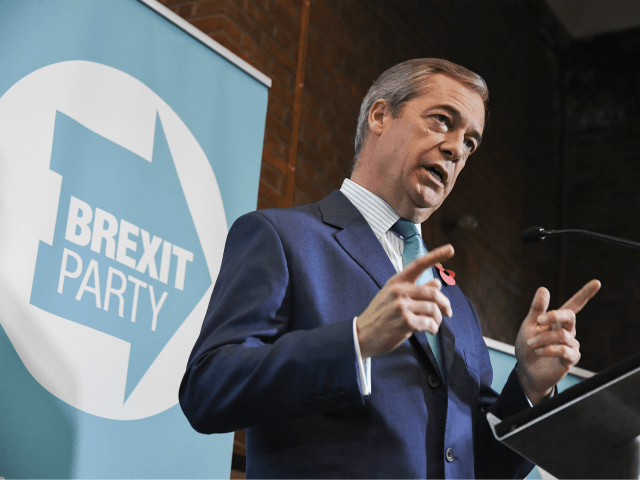 Brexit Party: Tories 'Deliberately Misrepresenting' Our Peace Offering