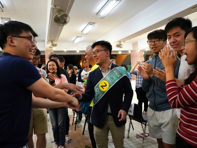 China: Victory of Pro-Democracy Candidates Should End Protests in Hong Kong