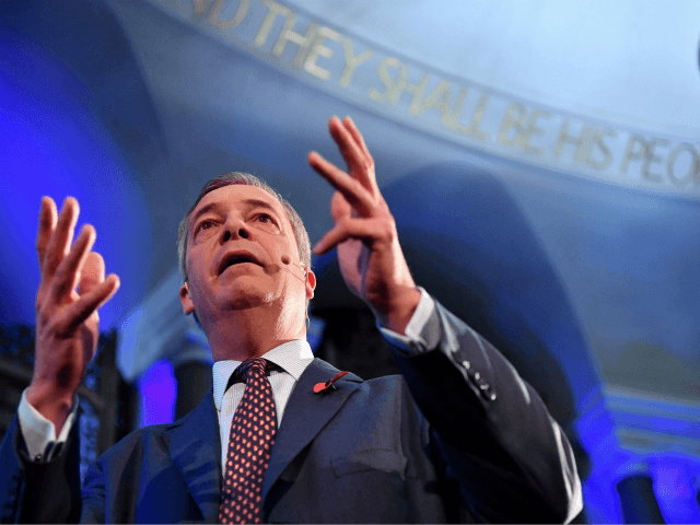 Farage Vows to 'Hurt Labour in the Most Extraordinary Way'