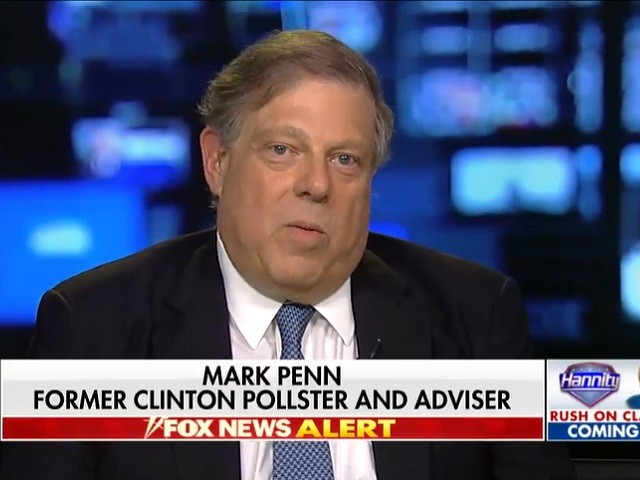 Reports: Donald Trump Meets with Clinton Pollster Mark Penn