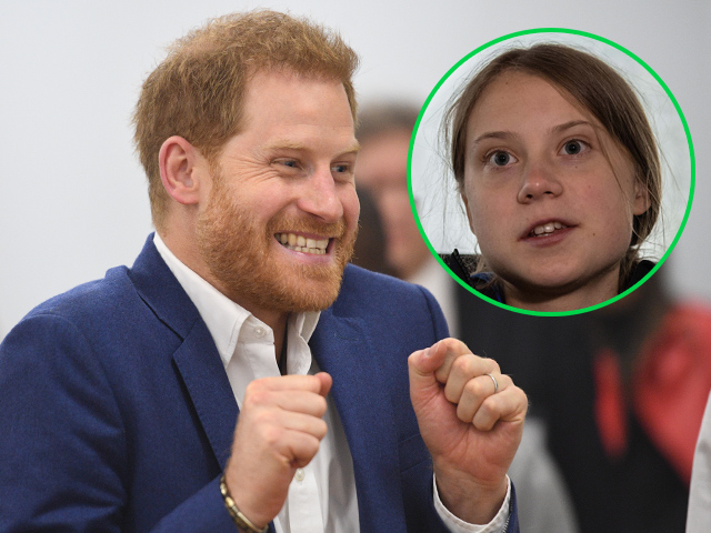 Watch - Prince Harry Applauds Greta Thunberg: 'Whole World Is Paying Attention'