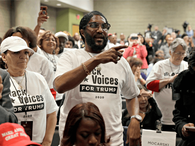 Donald Trump Launches 'Black Voices for Trump' Coalition for 2020