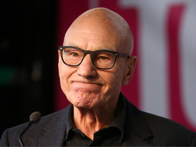Patrick Stewart 'Embarrassed' to Be British over Brexit: 'It Is a Disgrace'