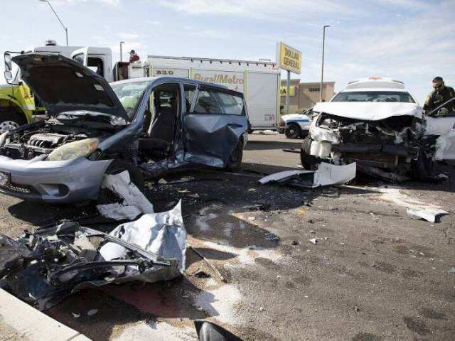 Human Smuggling Pursuit Between California and Arizona Ends in Crash