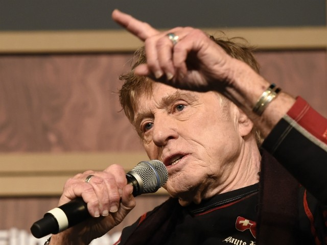 Robert Redford: It's Time for Trump's 'Dictator-Like' Presidency to End