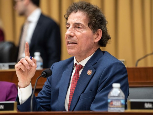 Dem Rep. Raskin: Donald Trump 'Is a One-Man Crime Wave'