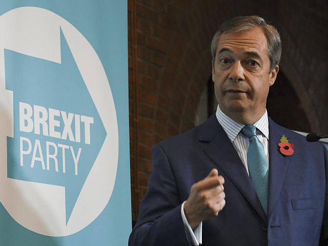 Farage: Boris Deal Is 'Remainer's Brexit' Where UK Will 'Never Be Free from EU Rules'